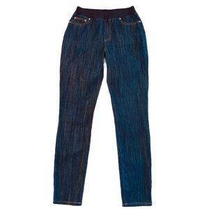 New Boston Proper Pull On Stretch Jeans